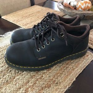 Dr Doc Martens Air Steel Toe Safety Shoe
